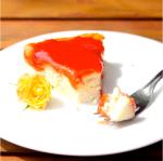 Cheesecake de Ricota com Goiabada