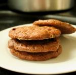 Cookies de Brownie de Amêndoas